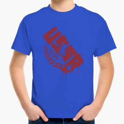 Детская футболка USSR