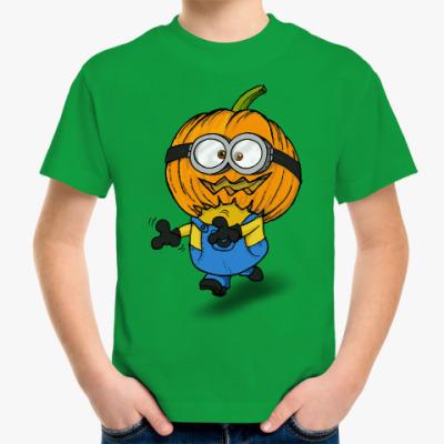 Детская футболка Хэллминьон