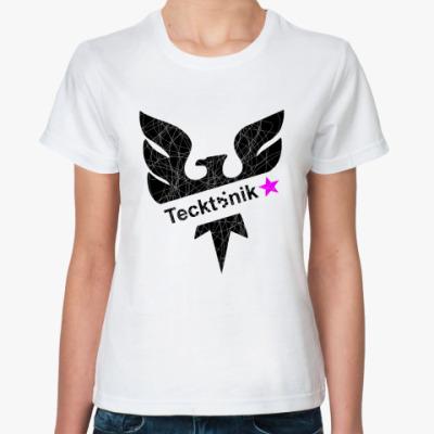 Классическая футболка Tecktonik Killer
