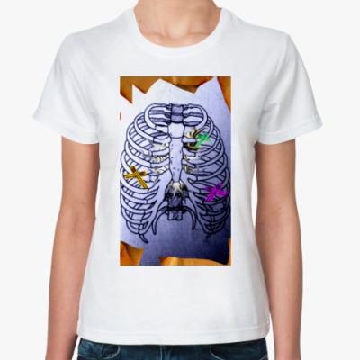 Классическая футболка Анатомия