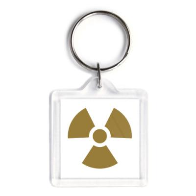Брелок радиоактивность
