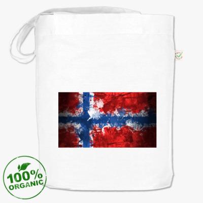 Сумка  'Норвежский флаг'