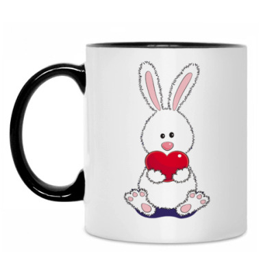 Кружка Кролик