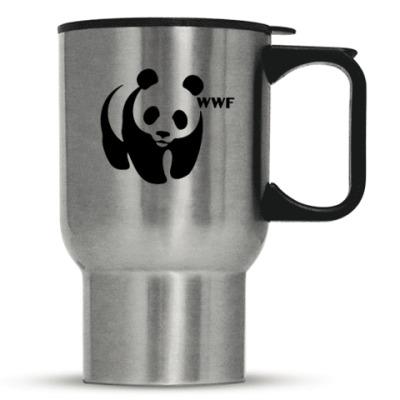 WWF. Панда с лого