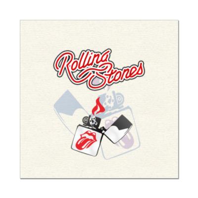 Наклейка (стикер) Rolling Stones