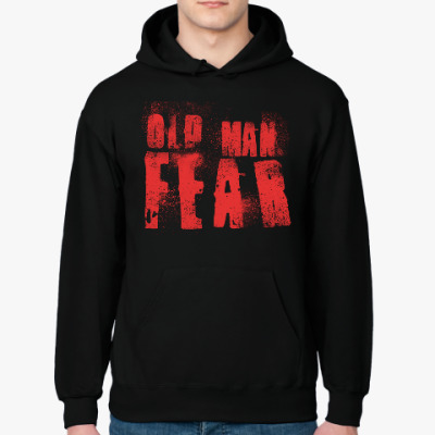 Толстовка худи Old Man Fear
