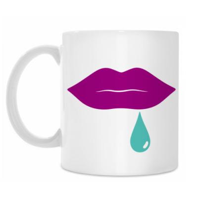 Кружка Lips