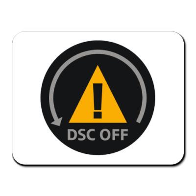 Коврик для мыши  DCS OFF