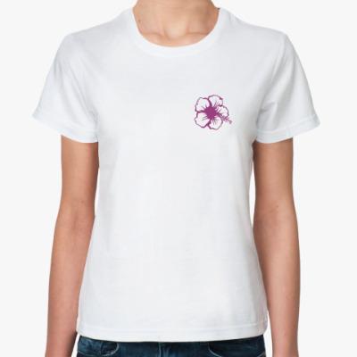 футболка Flowers#2