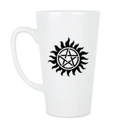 Чашка Латте Защита от одержимости