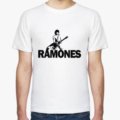 Футболка RamonesJ