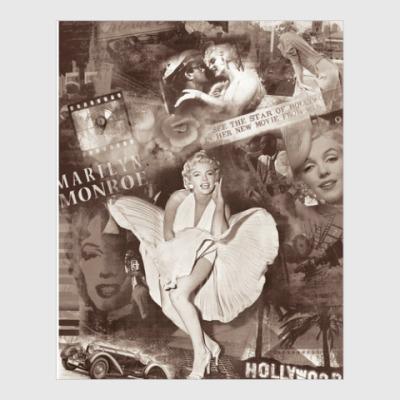 Постер Мерлин