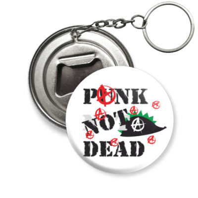 Брелок-открывашка punk ёж