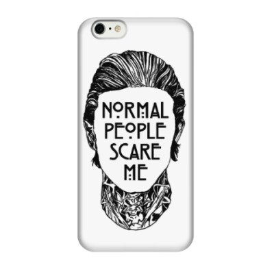 Чехол для iPhone 6/6s Tate Langdon