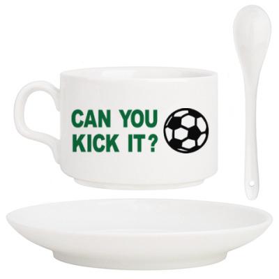 Кофейный набор Хочешь ударить?