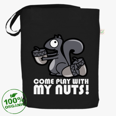 Сумка Play with my nuts