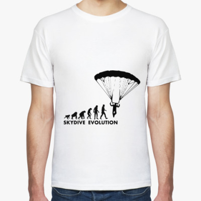 Футболка Skydive Evolution
