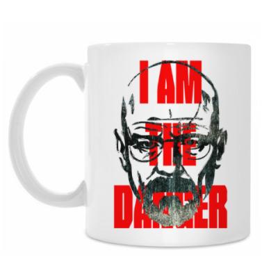 Кружка I AM THE DANGER