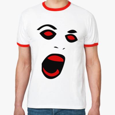 Футболка Ringer-T Scream