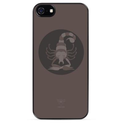 Чехол для iPhone Animal Zen: S is for Scorpion