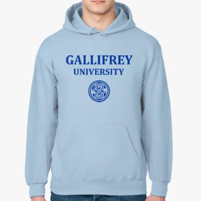 Толстовка худи Gallifrey University