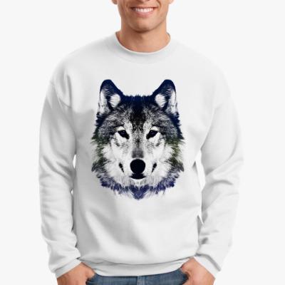 Свитшот Волк