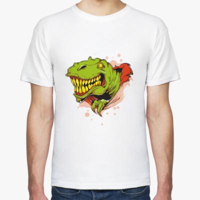 Футболка Динозавр тирекс