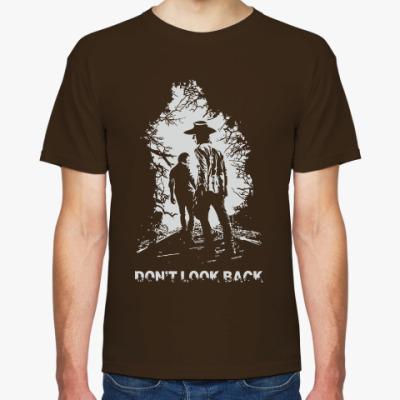Футболка Walking Dead - Не оглядывайся