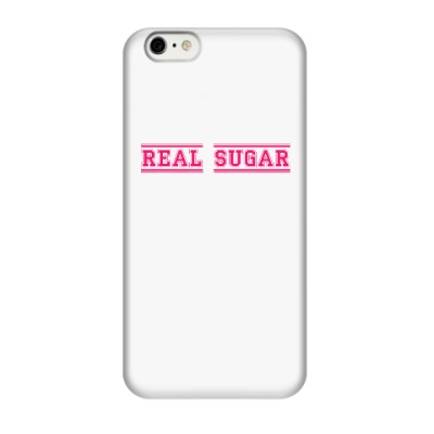 Чехол для iPhone 6/6s Real Sugar