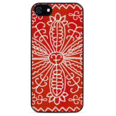 Чехол для iPhone Карельский орнамент