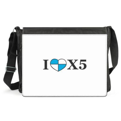 Сумка I love X5