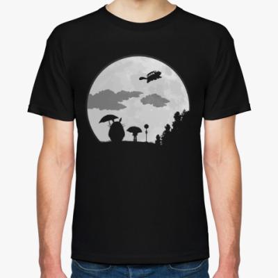 Футболка Большая Луна