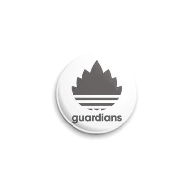 Значок 25мм Guardians
