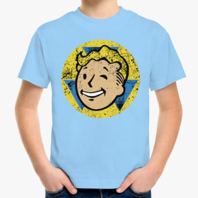 Детская футболка Fallout