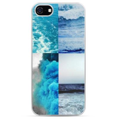 Чехол для iPhone Энергия моря