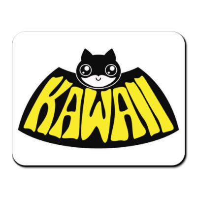 Коврик для мыши Kawaii Batman