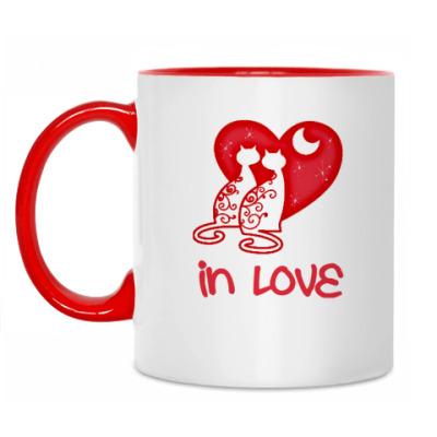 Кружка In Love