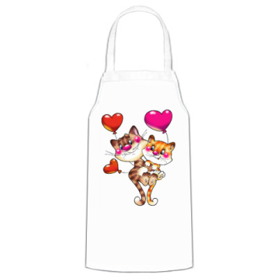 Фартук Love cats