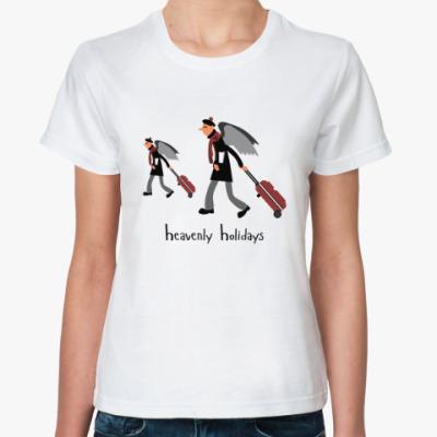 Классическая футболка Just for fun