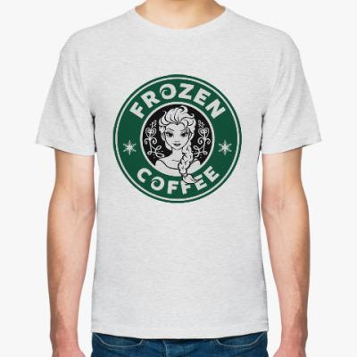 Футболка Холодный кофе