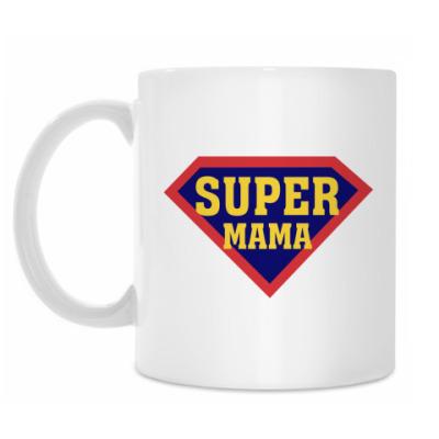 Кружка Супер мама