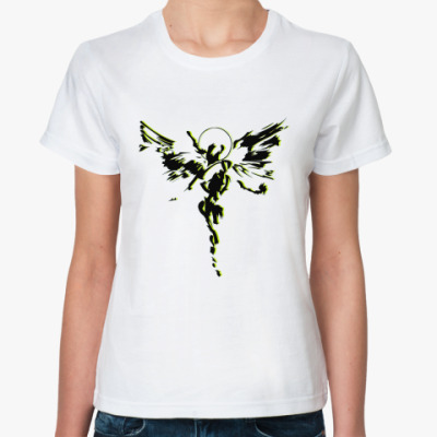 Классическая футболка FOB abstract