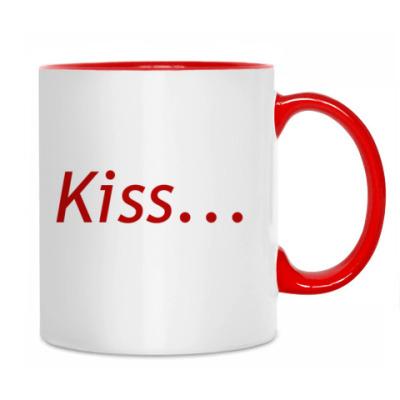 Give me a kiss