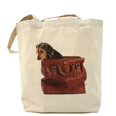 Сумка  ''Dog in the Bag''