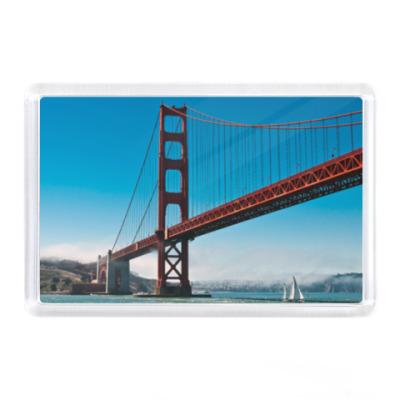 Магнит Сан-Франциско Америка