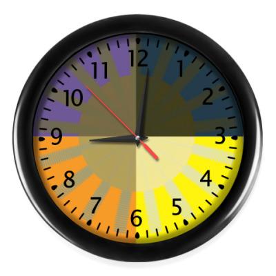 Настенные часы Сутки