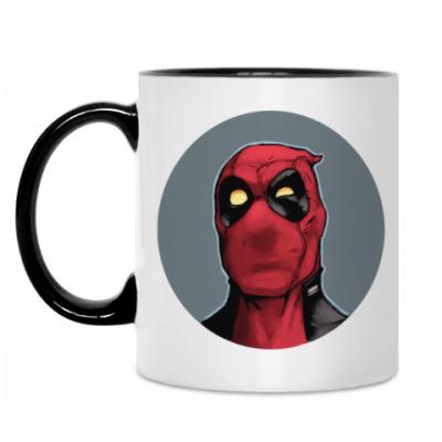 Кружка Deadpool