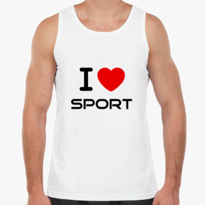 Майка Я люблю спорт