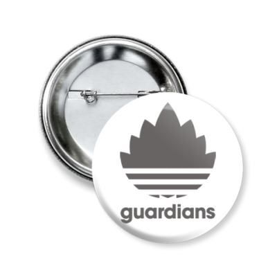 Значок 50мм Guardians