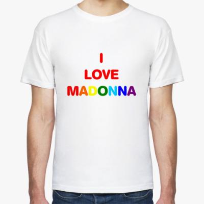 Футболка Maдонна